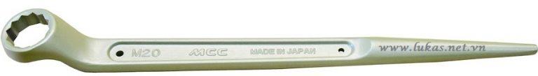 Cờ lê đuôi chuột 1 đầu vòng OW series MCC Japan