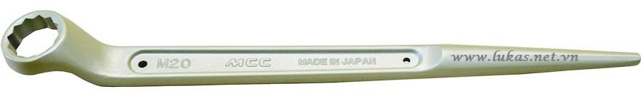 Cờ lê đuôi chuột một đầu vòng MCC Japan