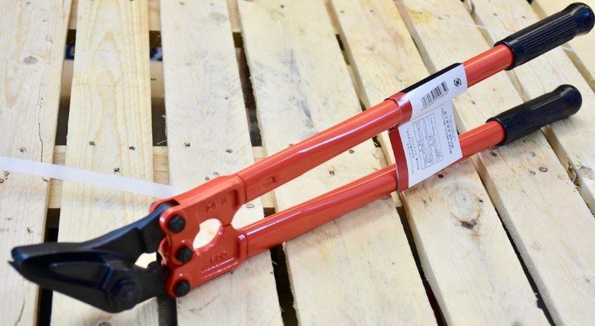 Kìm cắt seal, kìm cắt dây đai thép lưỡi nghiêng SC series.