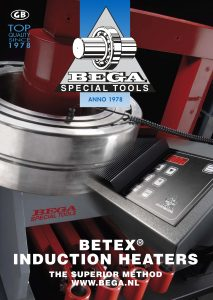Máy gia nhiệt vòng bi, nung nóng bạc đạn Betex Hà Lan