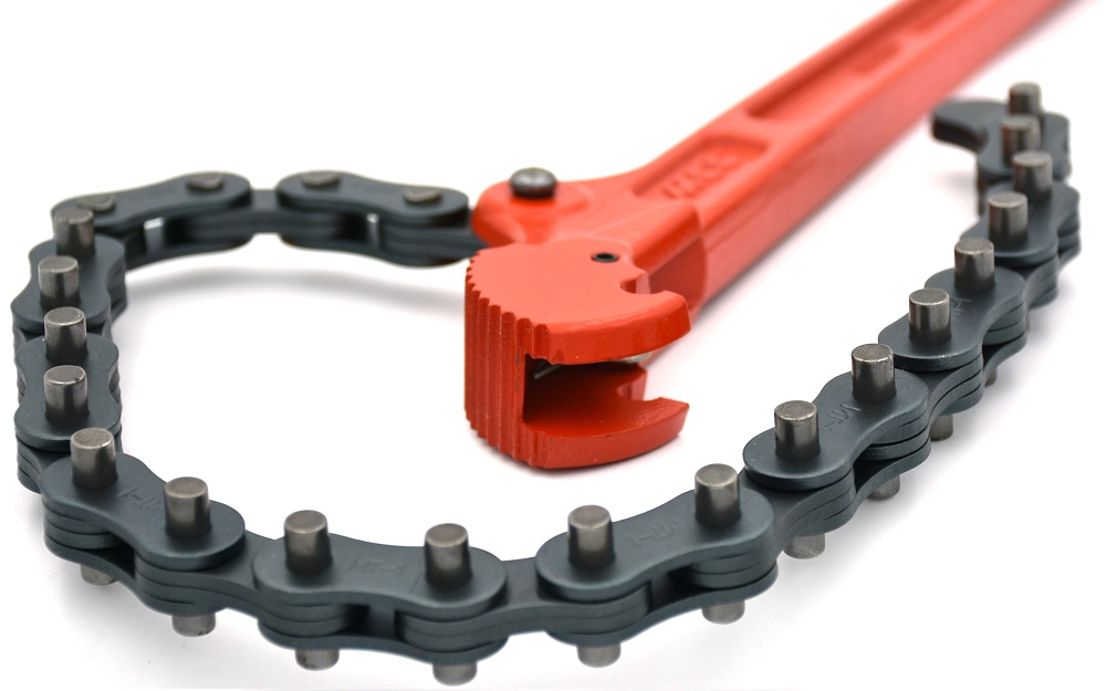 Mỏ lết xích MCC Japan - Chain wrenches - Cờ lê xích