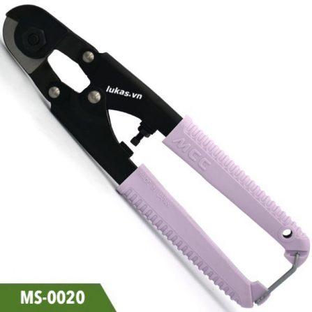 Kìm cộng lực cắt cáp 200mm 7 inch MS-0020 MCC Japan.
