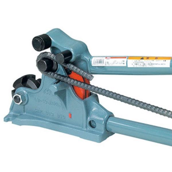 Kìm cắt và uốn thép xây dựng 10-13mm CB-0213 MCC Japan