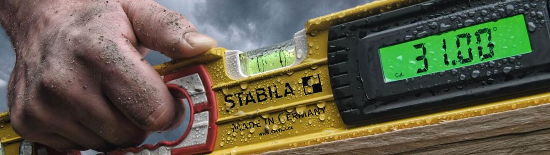 Thước thủy điện tử Stabila Germany