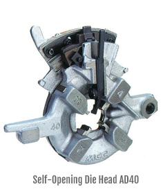 Đầu cắt ren ống MCC dự phòng mua thêm nếu cần