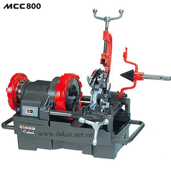 Máy tiện ren ống 3 inch MCC800 Japan
