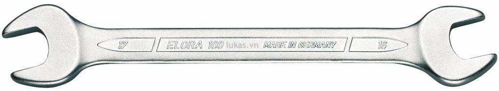 Cờ lê 2 đầu miệng 100 series Elora Germany