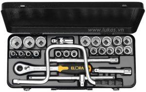 Bộ khẩu 24 món 770-LAF Elora Germany