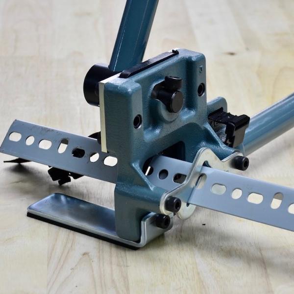 Kìm cộng lực cắt sắt chữ V dày 3.2mm AGS-40R MCC Japan