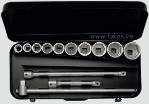Bộ socket 13 món 770-S10 OKA Elora Germany