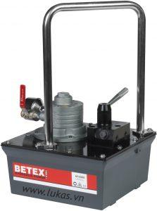 Bơm thủy lực dùng khí nén BETEX Holland