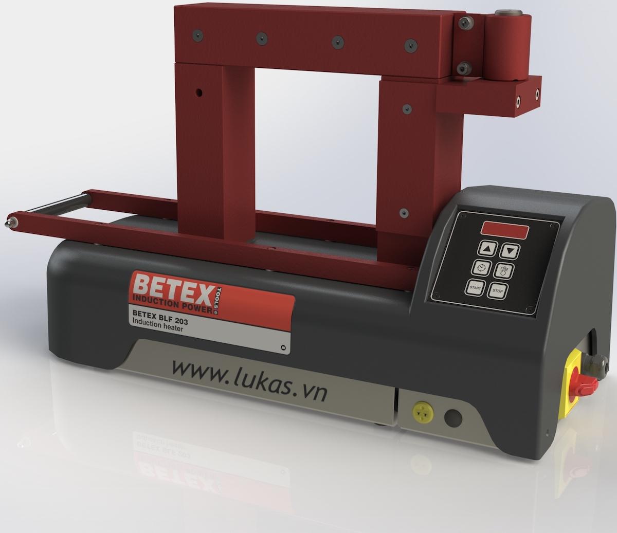 Máy gia nhiệt vòng bi BLF203 Betex Hà Lan