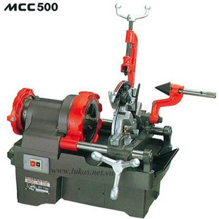 Máy tiện ren ống 2 inch MCC500, tiện ren bulong