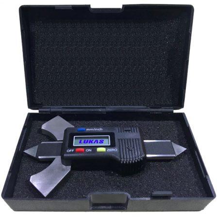 Thước đo mối hàn điện tử 0-20mm 474410 Vogel Germany