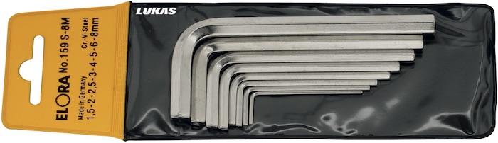 Bộ lục giác loại ngắn 159S series Elora Germany.