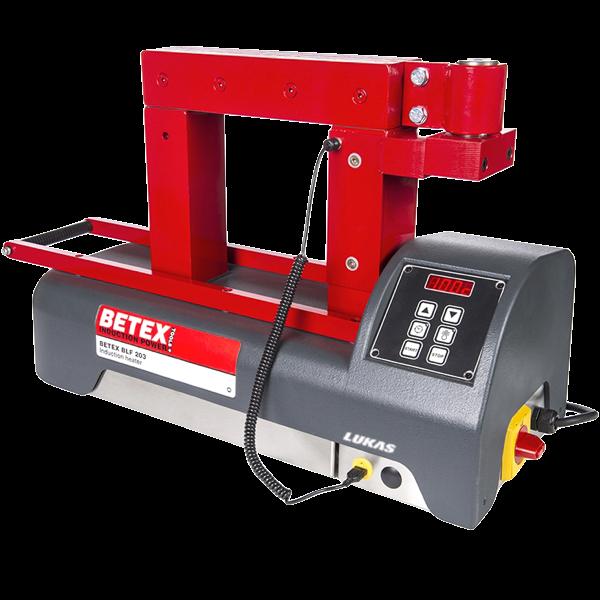 Máy gia nhiệt bạc đạn 150-200kg BLF203 Betex, đường kính 600mm.
