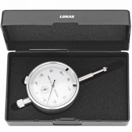 Đồng hồ so cơ khí 0-10mm 1555 Elora Germany.