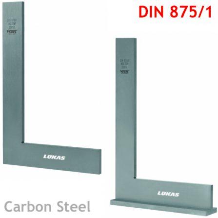 Eke đo góc 90 độ thép carbon DIN 875/1 Vogel Germany.