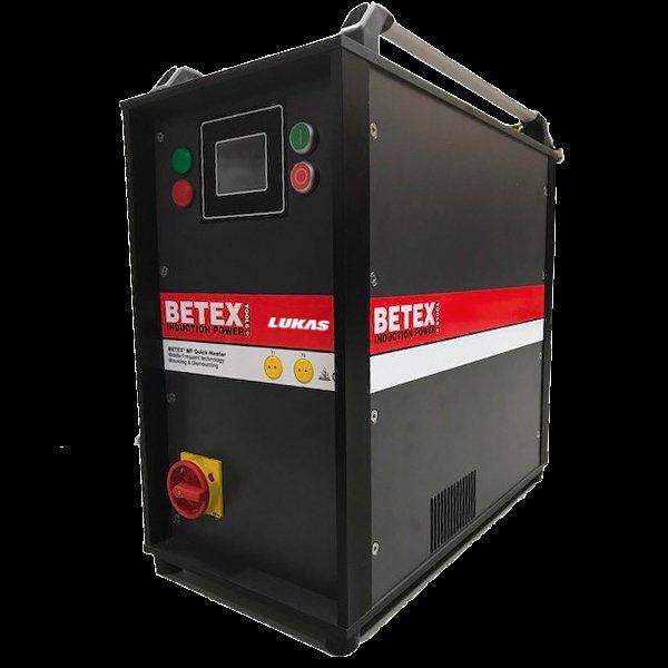 Máy gia nhiệt trung tần 22kW, bằng cuộn dây, phiên bản V2.5 BETEX Hà Lan