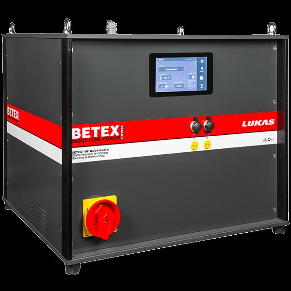 Máy gia nhiệt trung tần 44kW, bằng cuộn dây, phiên bản V3.0 BETEX Hà Lan