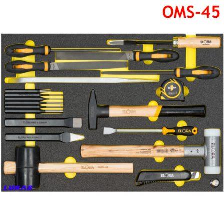 Bộ đồ nghề đa năng 20 món OMS-45 Elora Germany.