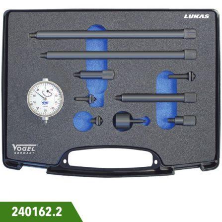 Bộ đồng hồ đo cân chỉnh đồng tâm trục 10 món 240162.2 Vogel Germany.