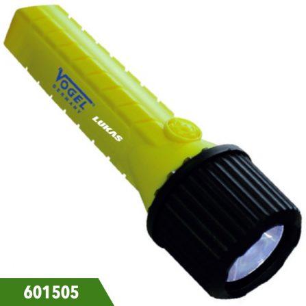 Đèn pin chống cháy nổ 601505 Vogel Germany, đèn pin cứu hỏa.
