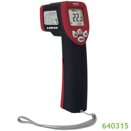 Máy đo nhiệt độ bằng hồng ngoại -50-550 độ C 640315 Vogel Germany.