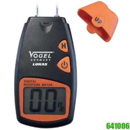 Máy đo độ ẩm giấy, gỗ, vật liệu 641006 Vogel Germany.