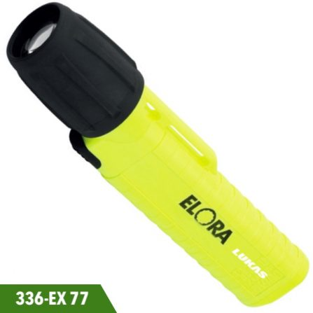 Đèn pin chống cháy nổ 100m 336-EX77 Elora Germany.