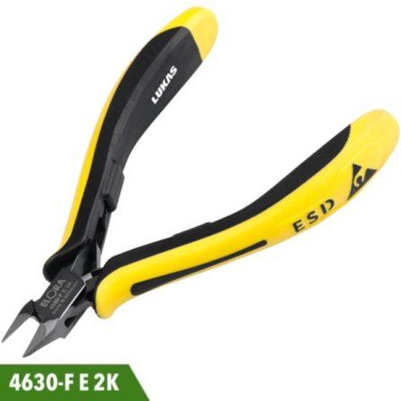 Kìm cắt chân linh kiện mũi nhọn 4630- FE2K Elora Germany.