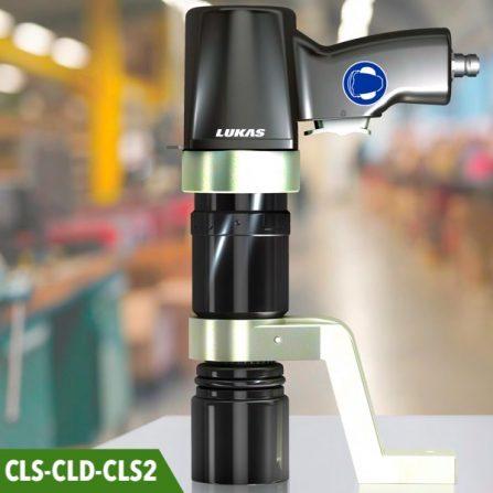 Bộ nhân lực 60-48000 Nm bằng khí nén Alkitronic CLS, CLD, CLS2 series 2-7 bar.