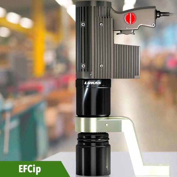 Bộ nhân lực 60-6500 Nm chạy bằng điện EFCip Alkitronic Germany.