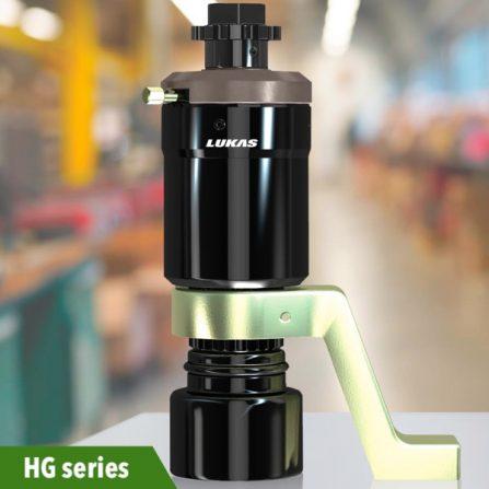 Bộ nhân lực 1400-50000 Nm bằng cơ khí Alkitronic Germany.