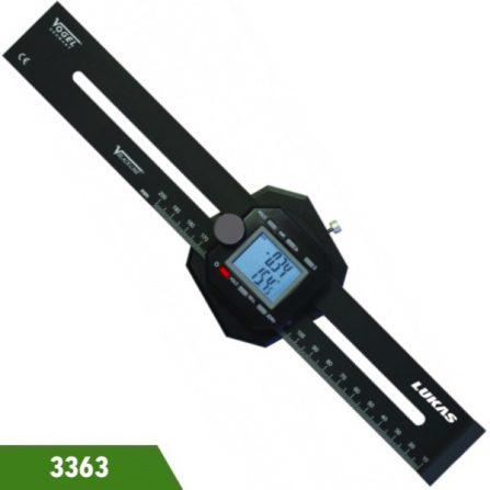Thước đo góc làm dấu điện tử 3363 series Vogel Germany.