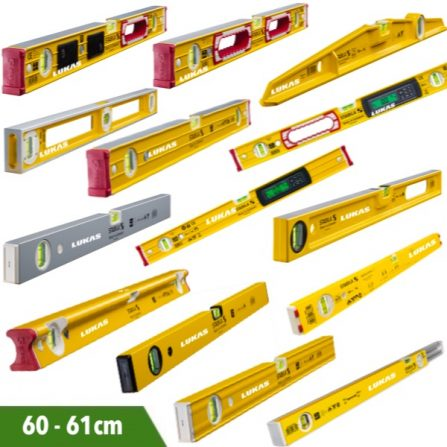 Thước thủy 6 tất Stabila Germany, 600mm, 60cm hay 24 inch.