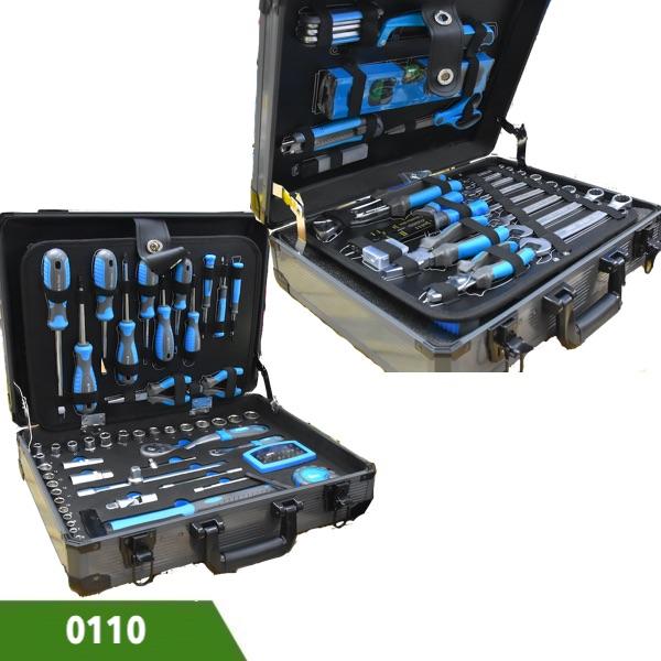 Bộ đồ nghề 133 món đa năng 0110 Fervi Italia.
