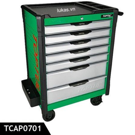 Tủ đựng đồ nghề 7 ngăn TCAP0701 Toptul.