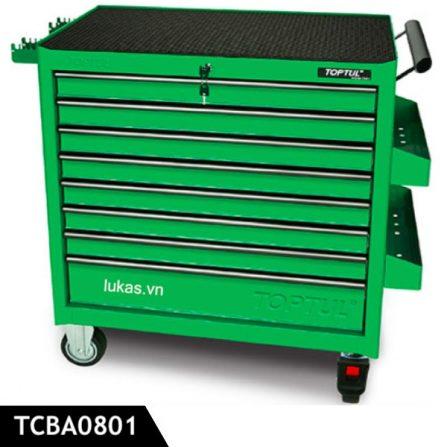 Tủ đựng dụng cụ 8 ngăn TCBA0801 Toptul Taiwan.