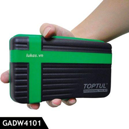 Bộ đầu khẩu 41 món 1/4 inch GADW4101 Toptul Taiwan.