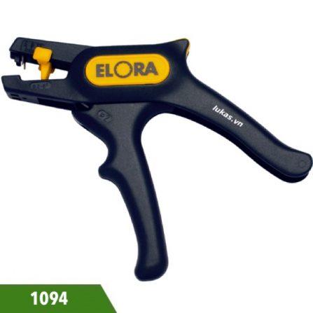 Kìm bấm tuốt dây cáp cách điện tự động 1094 Elora Germany.