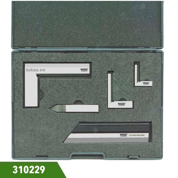 Bộ thước eke 5 món 310229 Vogel Germany, DIN 875-874/00.