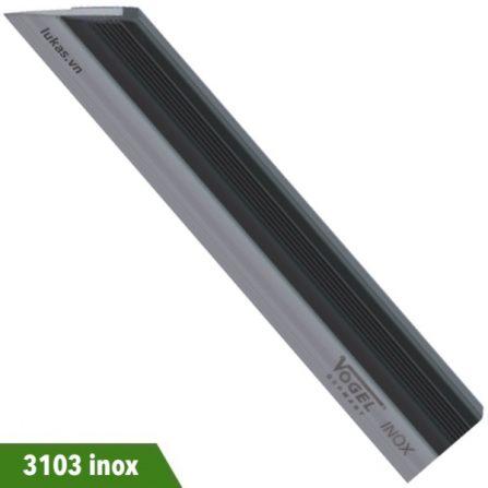 Dao rà phẳng inox 75-1500mm 3103 series Vogel.
