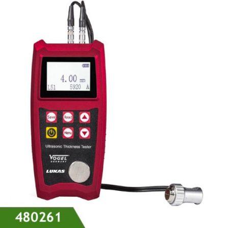 Máy đo bề dày kim loại bằng sóng siêu âm 480261 Vogel Germany.