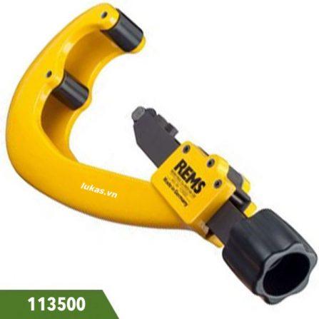 Dao cắt ống đồng, ống inox 64-120mm 113500 REMS Germany.