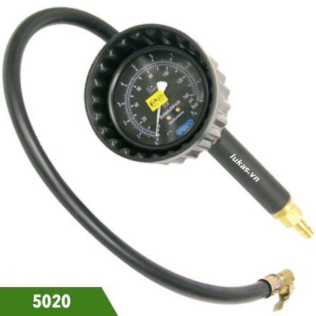 Đồng hồ cơ đo áp suất lốp bánh xe 5020 Elora Germany.