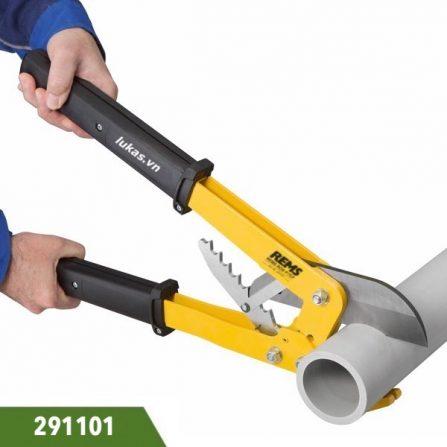 Kéo cắt ống nhựa 75mm REMS ROS P75P model 291101.