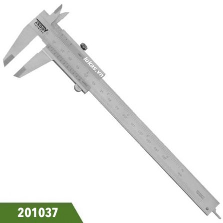 Thước kẹp cơ khí 150mm 201037 độ chính xác 0.05mm Vogel Germany.