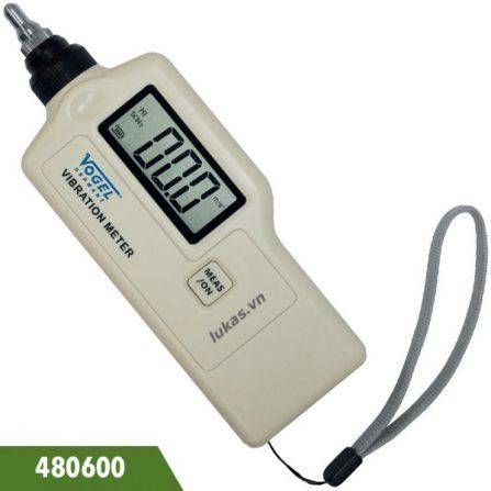 Máy đo độ rung cảm biến tích hợp cầm tay 480600 Vogel Germany.