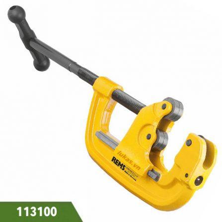 Dao cắt ống thép 10-115mm REMS 113100 sản xuất tại Đức.